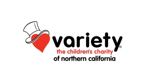 Variety - the Children's Charity of Norther California Logo - horizontal